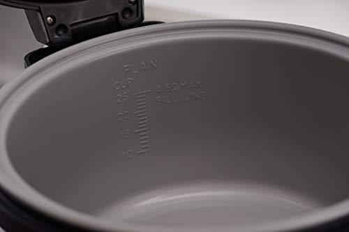 Cuckoo Gastronomie Reiskocher SR-4600 Ersatztopf (4,6L, für bis zu 26 Personen)