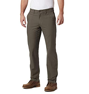 Columbia Men's Flex ROC Pant, Alpine Tundra, 44x32-B&T