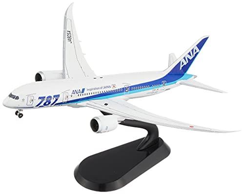 全日空商事 1/400 787-8 JA805A 787ロゴ 限定 完成品