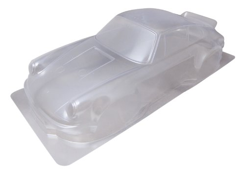 Tamiya 300051543 - carrosserieset Porsche911 Carrera RSR, Martini