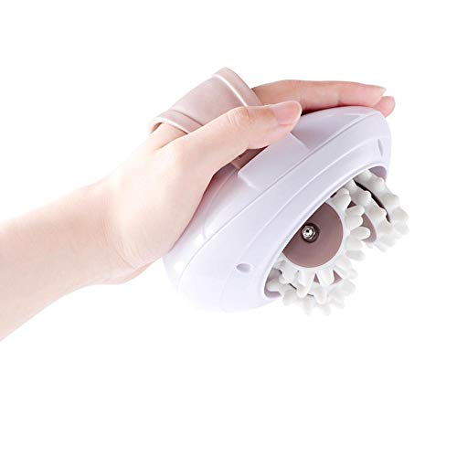 3D Roller Shaping Massager Electric Body Massager Roller Fat Reducing Burning Device Portable Slimming Health Care Weight Loss