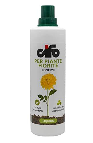 Cifo Concime liquido per piante fiorite 1 lt