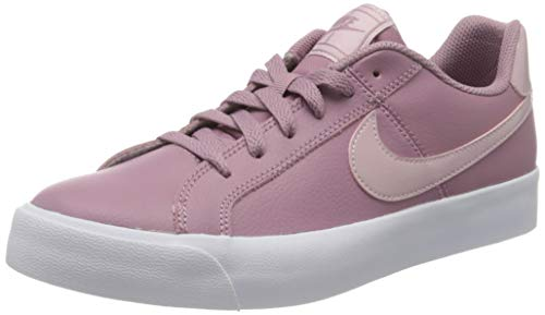 Nike Damen Court Royale Ac Sneaker, Plum Dust/Plum Chalk, 40.5 EU