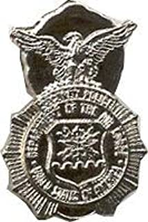 air force military police badge