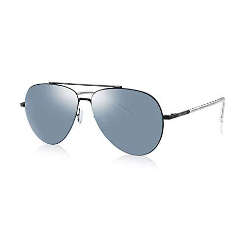 ZHANGJINYISHOP2016 Lente polarizada HD Retras de la Manera Gafas de Sol polarizadas Recorrido al Aire Libre Gafas de Sol del Exterior Ultraligero, Elegante y Duradero