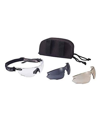 Combat Ballistic Spectacles - Kit de balísticas, color negro