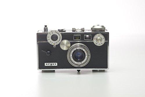 Vintage Argus C3 35mm Rangefinder Brick Camera