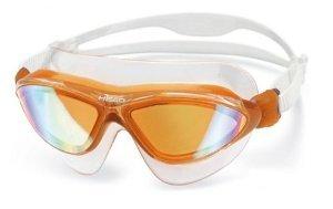 HEAD Schwimmbrille Jaguar LSR Clear/Orange/Orange