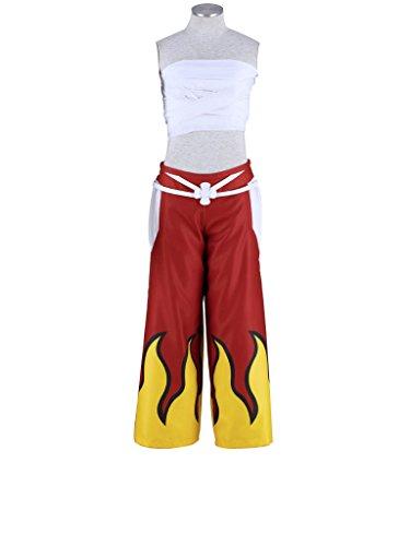 Ilovcomic Frauen Fairy Tail Cosplay Erza Full Set 1st Kostüm (XXXL)