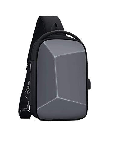 GBY heren borsttas, heren super vuur diagonale tas, 2019 nieuwe casual mode sport schoudertas