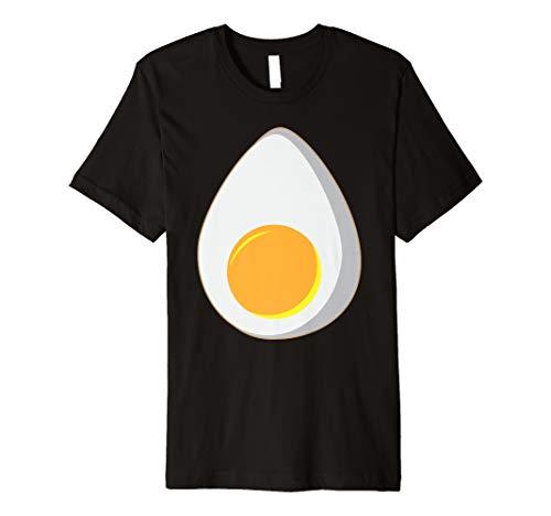 Devilled Egg Costume Shirt | Cool Boiled Egg T-shirt Gift Premium T-Shirt