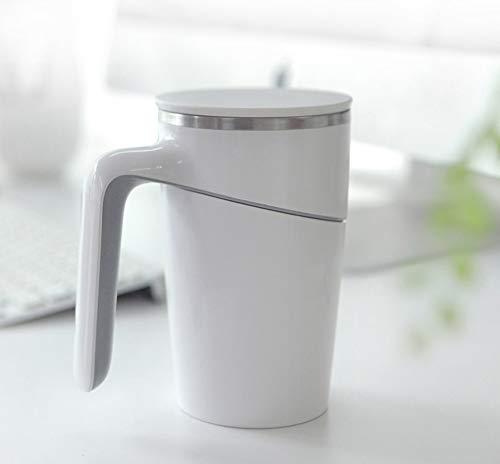 Antidérapante café Carafe thermique Kettle en acier inoxydable à double paroi d'isolation sous vide boissons chaudes ou thé, Champagne, 470ml