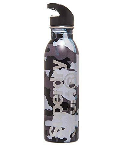 Superdry Super Steel Bottle White Camo