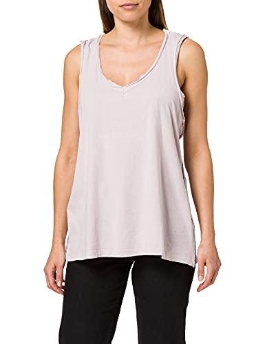 REPLAY W3527 .000.22536G Camiseta, Reloj de Cuarzo Rosa 513, S para Mujer