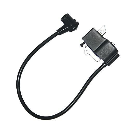 Módulo de bobina de encendido para Echo CS330T CS330MX4 CS360T Piezas de repuesto de motosierra Oem # A411000242 (Color : Black)
