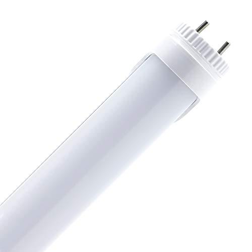 LEDKIA LIGHTING LED T8 Röhre 1200mm Einseitige Einspeisung 18W 120lm/W Warmes Weiß 2700K - 3200K