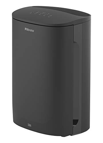 Filtrete Large Room Air Purifier with True HEPA Filter for 124.82