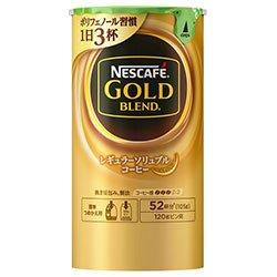 ネスカフェ ゴールドブレンド エコ&システムパック 105g×12本