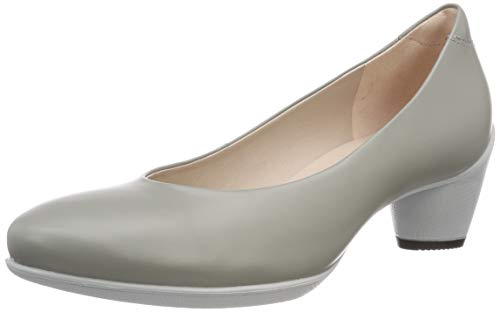 ECCO Damen Sculptured 45 Pumps, Grau (Wild Dove 1539), 39 EU