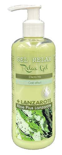 Gel Relax Efecto Frio de Aloe Vera 250 ml