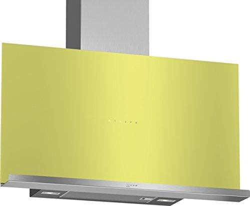 Neff DFRM951G (D95FRM1G0) / Flachesse / 90cm / Grün / Wahlweise Abluft- oder Umluftbetrieb