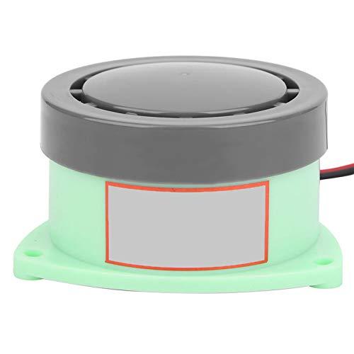 Zumbador HRB-N80 Zumbador, DC12V 50HZ 80db Alarma Electromagnético Activo Continuo Zumbador de advertencia de uso industrial