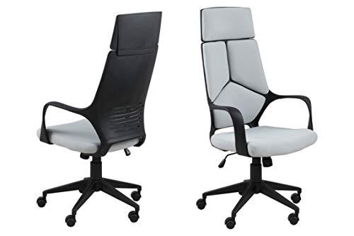 AC Design Furniture Dubnium 64683 Chaise de Bureau Noir L/B/H env. 67