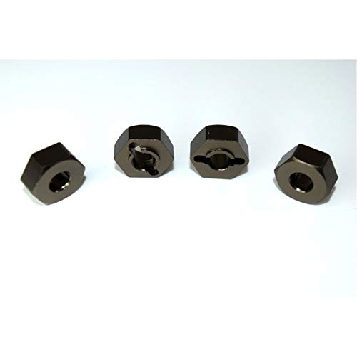 Absima Aluminium Radmitnehmer 12mm 4 St. ATC 2.4 RTR/BL