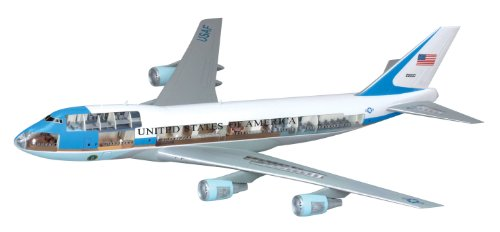 Dragon Models 1/144 Air Force One Boeing VC-25A (747-200B)