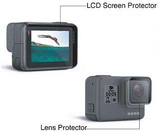 Gopro Hero 5 İçin Lcd ve Lens Koruyucu Jelatin