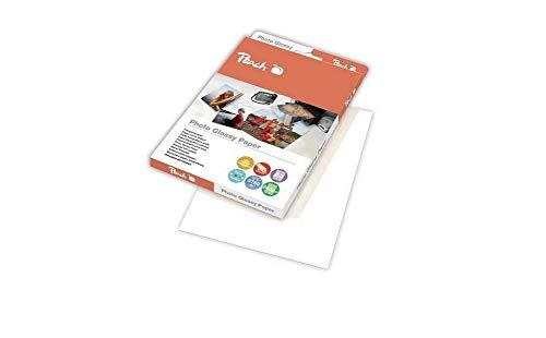 Peach PIP100-06 Photo Glossy Papier A4 240 g m², 50 Blatt