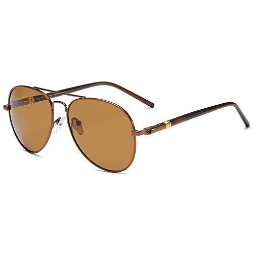baowen Gafas de Sol polarizadas Gafas de Sol Que cambian de Color Gafas de Sol de día y Noche Espejo de Sapo Conducción Gafas de conducción