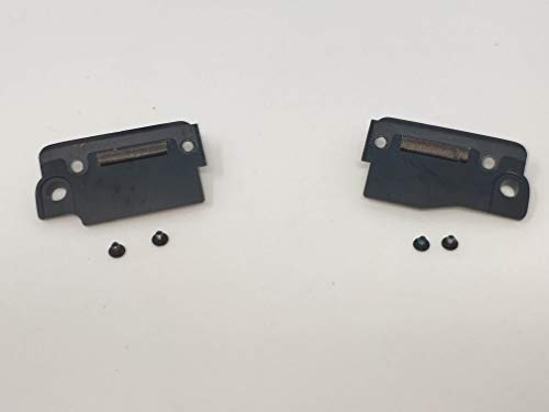 Par de cremalleras para Apple MacBookPro13,1 A1708 2016 Clutch Cover Pair + Screw 923-01446 923-01445 923-01446
