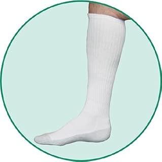 Juzo Silver Sole Knee Sock 12-16mmHg Closed Toe, XL, Black