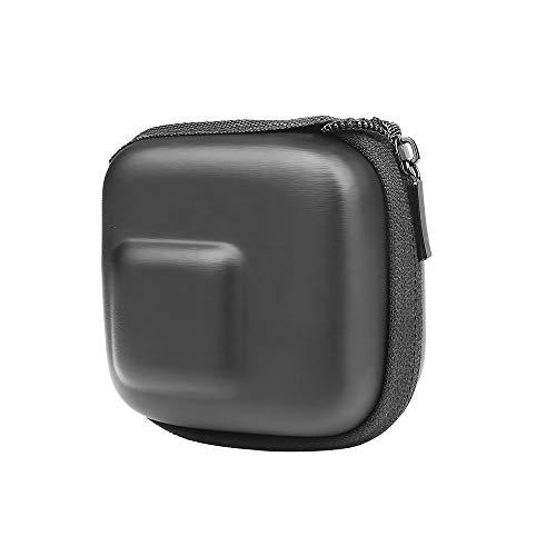 Andoer Mini caixa protetora de armazenamento bolsa de reposição diária à prova d'água para câmera GoPro Hero 8 preta / 7/6/5