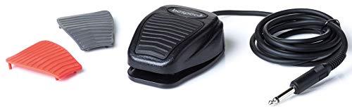 Bespeco Fußschalter, Tastature-Tastatur, Fußschalter mit Polaritätsschalter