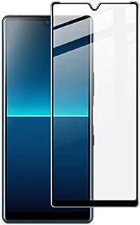 Outstanding® 1-pack Skärmskydd i Härdat Glas Kompatibel med Sony Xperia L4 Flat Glass Protector HD Shatter Proof Anti Scra...