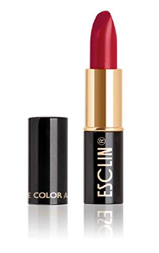 Cutifem Esclin Lippenstift Power Care No. 2 Coral - Intensive Farbe & Nährende Lippenpflege - Made In Germany - 4 g