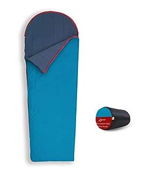 Litume Sac de Couchage en Molleton de Velours Ultra Confortable -2°C, Sac de Couchage Hydrofuge pour Temps Chaud et Froid, Sacs de Camping sans Couture