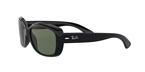 Ray-Ban 4101, Occhiali da Sole Donna, Nero