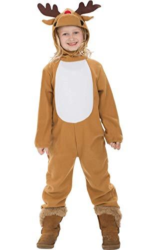 ORION COSTUMES Costume de déguisement de renne de Noël pour enfants