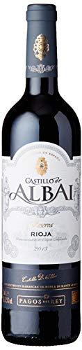Castillo De Albai Reserva Tinto D.O.C. Rioja Vino - Paquete de 6 x 750 ml - Total: 4500 ml