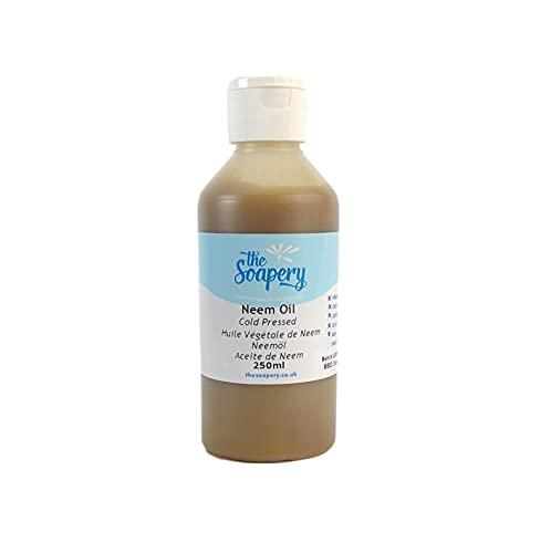 Aceite de Neem 250ml - Prensado en frío, Virgen, sin refinar - 100% natural