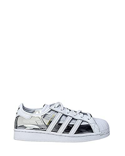 adidas Superstar, Zapatillas Deportivas Hombre, Supplier Colour Core Black FTWR White, 43 1/3 EU