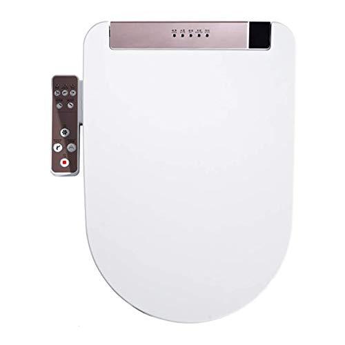 Smart Bidet - Tapa para Asiento de Inodoro con calefacción, luz LED...
