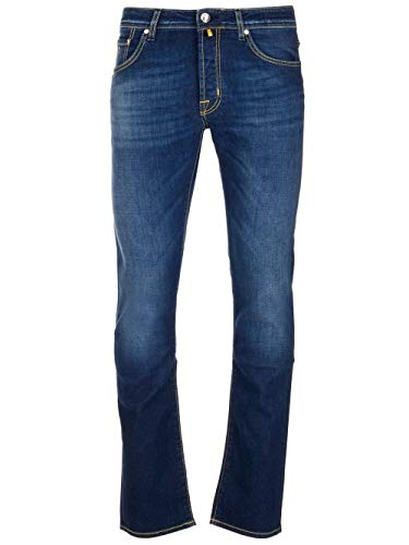 Jacob Cohen Luxury Fashion Uomo J688COMF00919W1001 Blu Elastan Jeans | Primavera-Estate 20