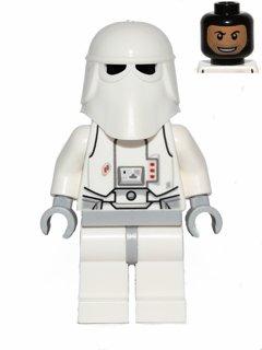 LEGO Star Wars Snowtrooper Minifigura de 75014 (Embolsado)