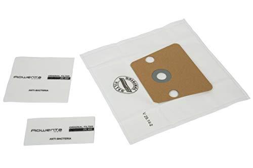 Rowenta Set 6 Sacchetti di ricambio e 2 Microfiltri
