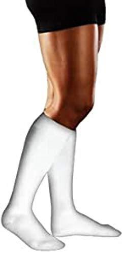 Medi-Last - Calcetín compresivo rlx unisex, tamaño XL, color blanco