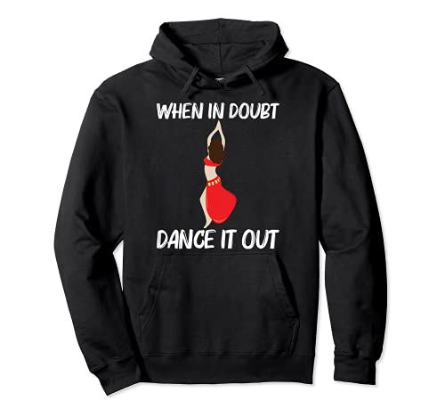 Cool Belly Dance For Men Women Shimmy Dancer Sensual Dance Pullover Hoodie
